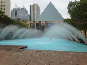 Downtown Edmonton, City Center.