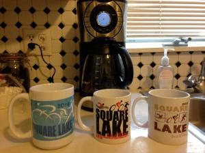 My favorite mug collection!